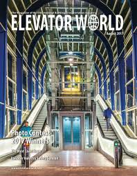 elevator world inc