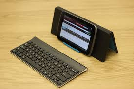 bluetooth keyboard for android logitech bluetooth keyboard for android tablets review androidtapp