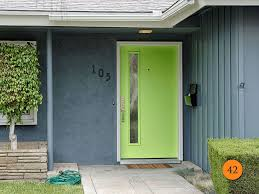 modern exterior doors paint color perfect modern exterior doors