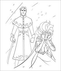 30 frozen coloring templates free png format download