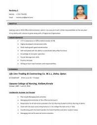 Detailed Resume Example by Examples Of Resumes Resume 10 Best Ever Good Well Informed