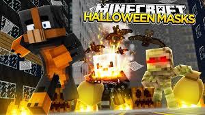 minecraft halloween face cam horror donut the dog minecraft