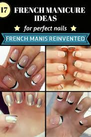 17 french manicure ideas for perfect nails french manis