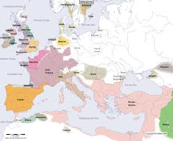 mapa europe euratlas periodis web map of europe in year 600