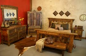 rustic bedroom ideas with nice pillow on single bed side