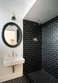 black bathrooms bathroom things that matter when decorating bathrooms with black