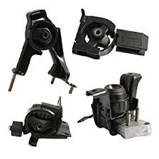 transmission toyota corolla 2003 amazon com 4pc motor engine mounts set kit for toyota corolla 03