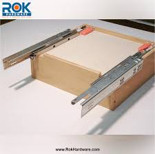 Kitchen Cabinet Slides How To Install Undermount Drawer Slides 142 Outstanding For