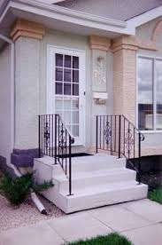 8 best porch steps railing images on stairs front