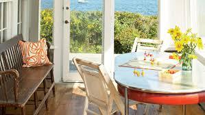 Simple Sunroom Designs 20 Beautiful Beach Cottages Coastal Living