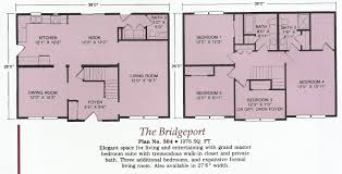 Floor Plans Two Story by Modular Homes Affordably Priced Llc Mhaphomes Com