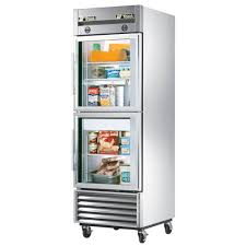 100 glass door fridges one door stainless steel glass