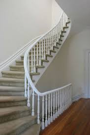 Banister On Stairs 21 Elegant Wood Stair Railing Design Ideas Pictures