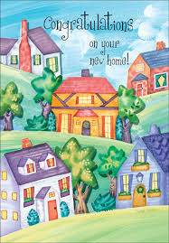 best wishes for a new home new home greeting cards more