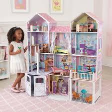 Barbie Dining Room by Kidkraft Savannah Dollhouse 65023 Hayneedle