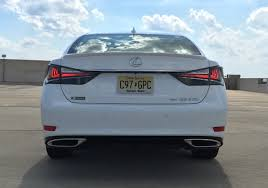 lexus gs sport review 2016 lexus gs 350 f sport test drive review autonation drive