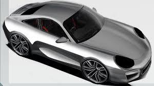 porsche 911 design future porsche 911 design studies update 5 projects added