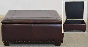 Nailhead Storage Ottoman Nailhead Storage Ottoman Intuitivewellness Co