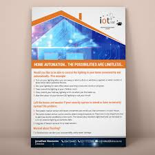 Home Based Graphic Design Business Modern Colorful Flyer Design By Sd Web Creation Design 10629384