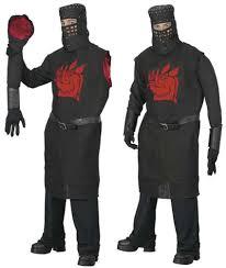 black knight monty python costume