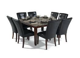 bobs furniture kitchen table set 9 square dining set x dining 9 set bobs discount