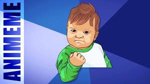 Meme Baby Success - success kid youtube