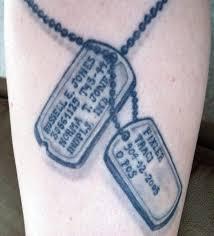 army tattoos final tattoo tattoos peircings sleeve tattoo dog tags