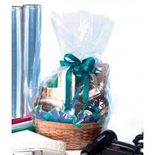 cello wrap for gift baskets cello rolls cellophane basket wrap everyday and chrismtas