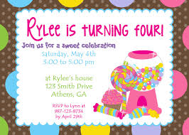 Card Factory Party Invitations Candyland Party Invitations U2013 Gangcraft Net