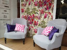 tissu pour fauteuil crapaud tapissier décorateur catherine bogrand bergère crapaud et