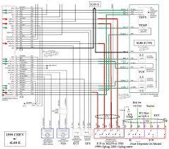 4l80e wiring harness diagram 4l80e wiring diagrams instruction