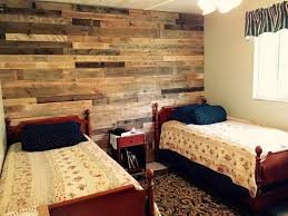 Pallet Bedroom Furniture Pallet Wall Paneling For Bedroom Pallet Furniture Diy