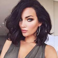 long bobs with dark hair 20 short dark hair pics short hairstyles 2016 2017 most