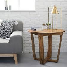 canapé rond pas cher bout de canapé rond en bois de 65 pas cher à prix auchan