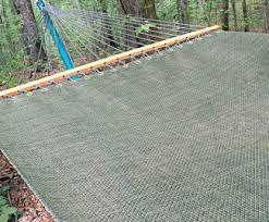 olive sunbrella sling fabric hammock