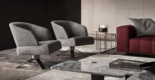 Minotti Armchair Creed Lounge Sofa Lounge Sofas From Minotti Architonic