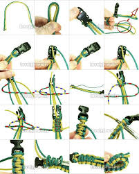 bracelet patterns with paracord images Paracord bracelet instructions china mainland bracelets bangles jpg