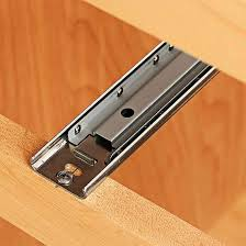 How To Hang A Cabinet Door How To Install Bottom Mount Drawer Slides