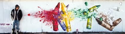 crayons mural a sandy hook school shooting mural faustian urge acosta