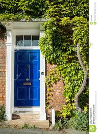 english town house with virginia creeper stock photo image 59076603