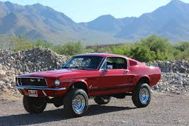 mustang 4 wheel drive 1967 ford mustang browns autos