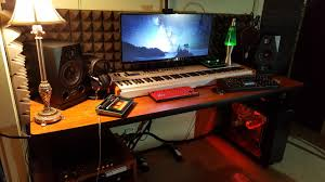 Studio Monitor Desk by Pictures Of Your Computer Rigs Post Them Here Page 667 Head