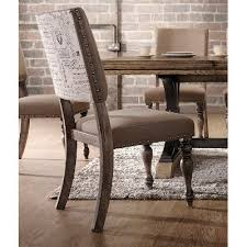 Driftwood Outdoor Furniture by Driftwood Script Dining Chair Metropolitan Collection Rc