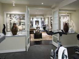 Home Gym Decor Ideas Elegant Basement Room Ideas For Personal Home Gym Room Basement