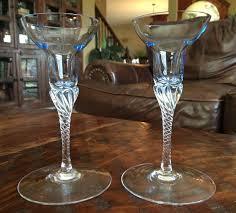 Sasaki Crystal Vase Stunning Sasaki Crystal Azure Light Blue Crystal By Tycaalak