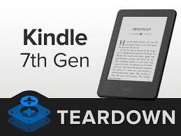 kindle 7th generation teardown ifixit