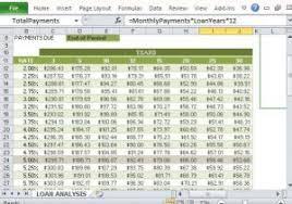 Amortization Calculator Excel Template Amortization Calculator Excel Sle Pccatlantic Spreadsheet