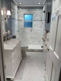 Master Bath Remodels Best 25 Long Narrow Bathroom Ideas On Pinterest Narrow Bathroom