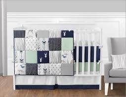 Cheap Mini Crib Mini Cribs Country Elephant Pillowcase Hypoallergenic Chenille