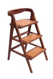 Step Stool Chair Combination Amazing Wooden Step Stool Folding That Eye Cathcing